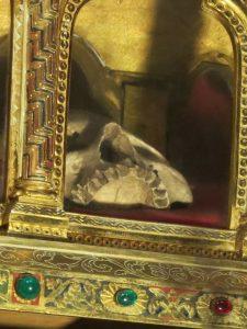 Saint John Cassian's relic