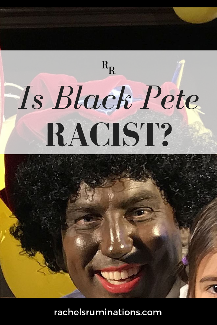 Many Dutch people still insist that the tradition of Zwarte Piet (Black Pete) isn't racist. In this updated article, I go through and answer all of their arguments.