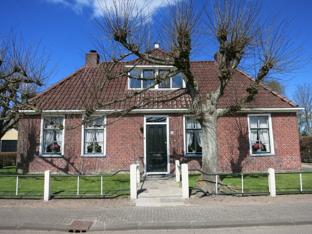 a house in Lutjegast, Groningen province: Advice for expats