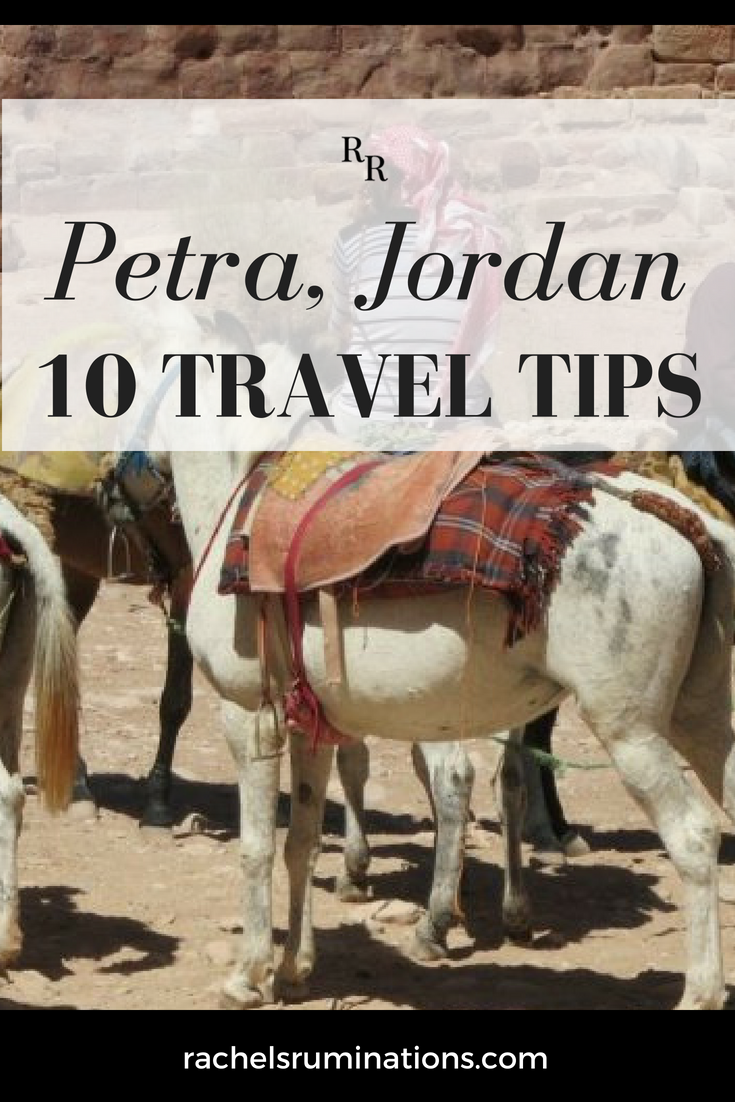 Petra, Jordan Travel Tips