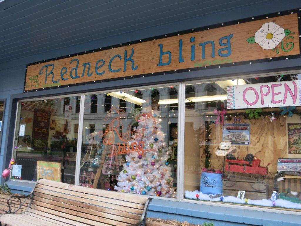 Redneck Bling storefront