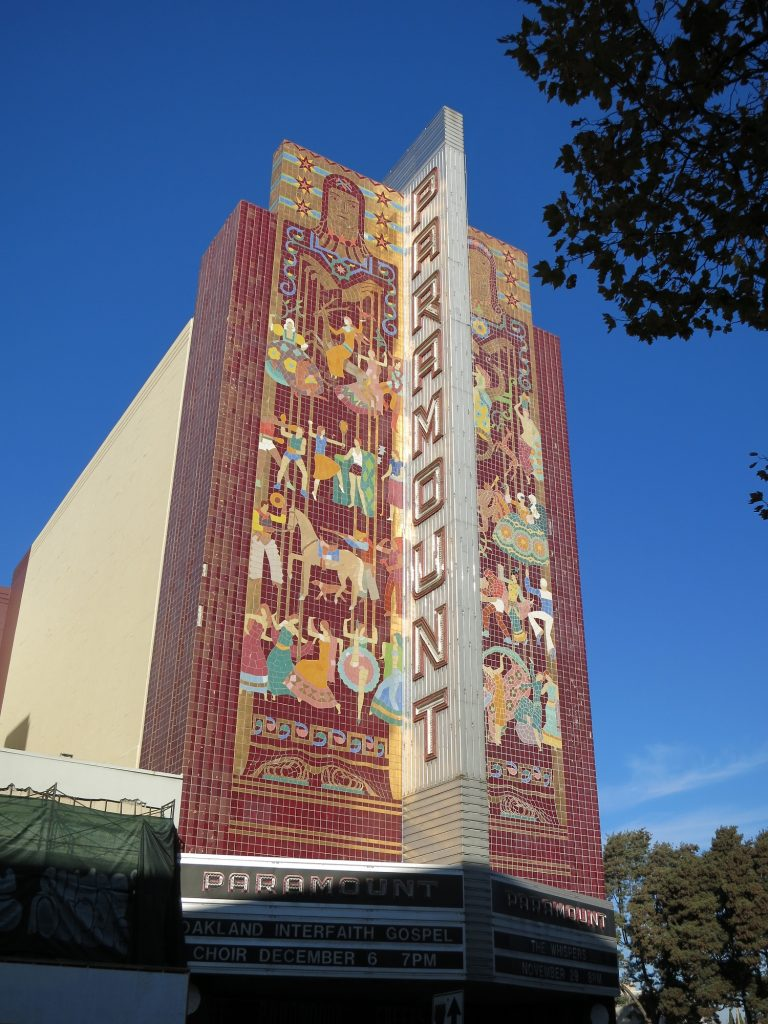 Paramount Theater, Oakland