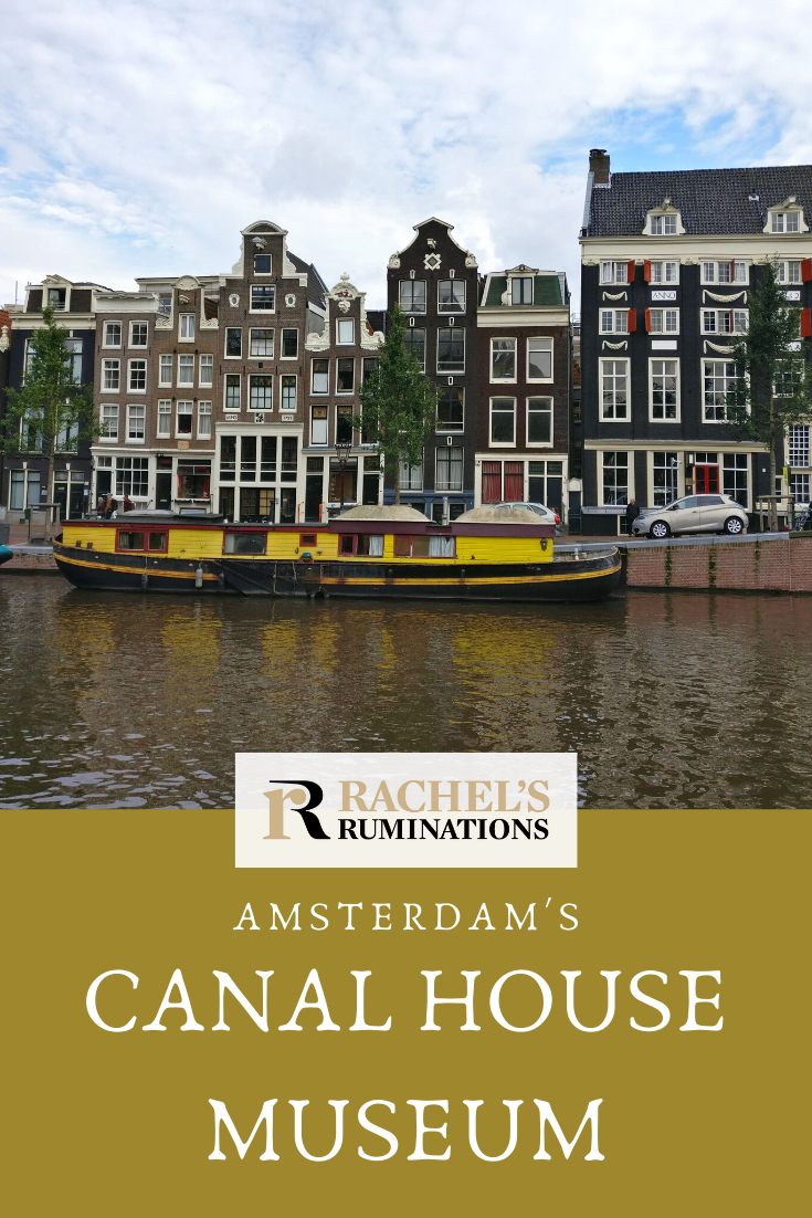 "Grachtenhuis means ""canal house,"" so it's not surprising that the Canal House Museum is housed in a charming Golden Age row house on a canal in Amsterdam. #Amsterdam #canals #travel #Netherlands via @rachelsruminations"
