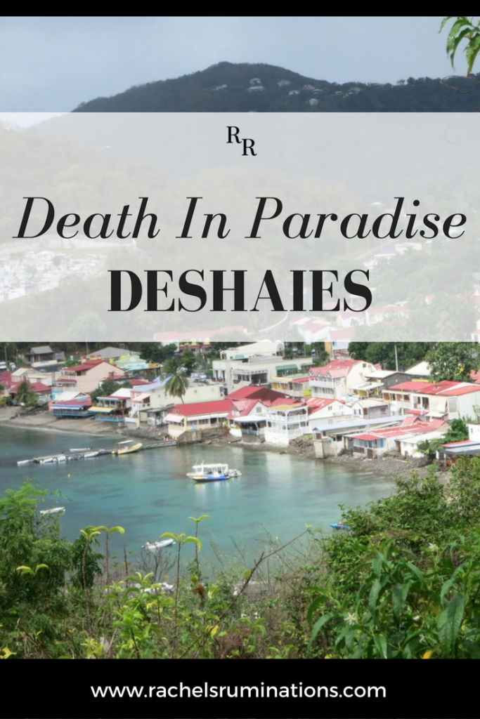 Click here to read about the real-life town in Guadeloupe where Death in Paradise is filmed!