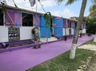 Kreol West Indies: a new concept
