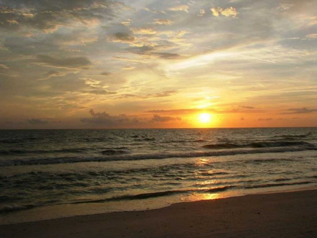 Marco Island sunset, by Alice Piraneo at Trover.com