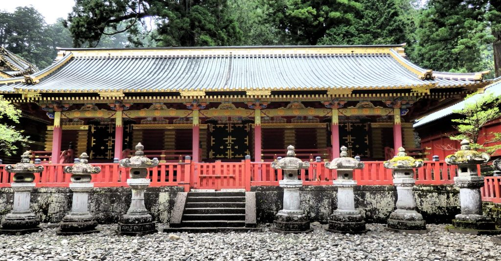 One of the three Sacred Warehouses at Tosho-gu Shrine, in Nikko, Japan: what to see in Nikko
