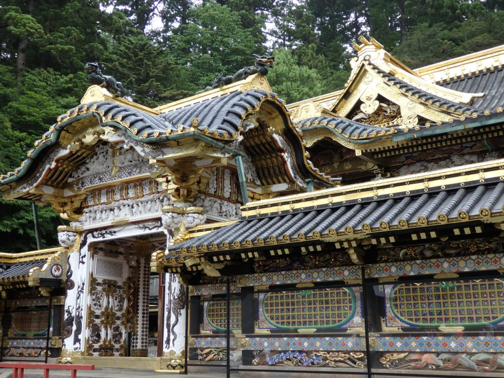 Yomeimon Gate in Tosho-gu Shrine in Nikko, Japan: what to see in Nikko
