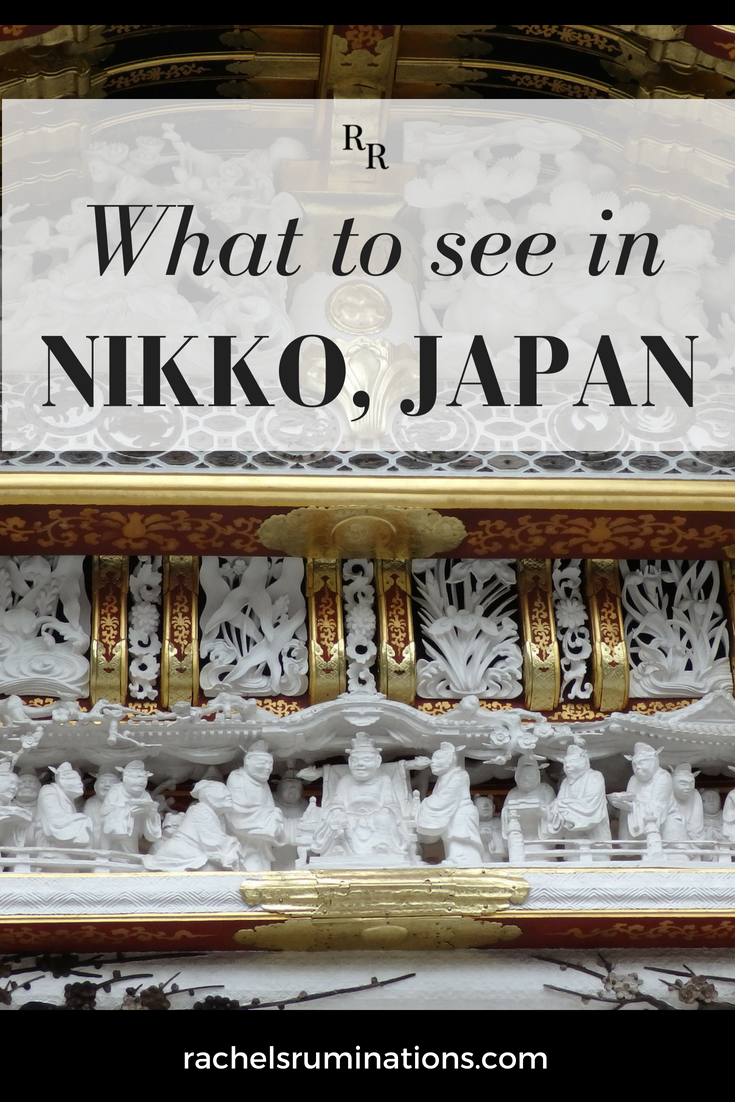 What to see in Nikko (for pinterest)