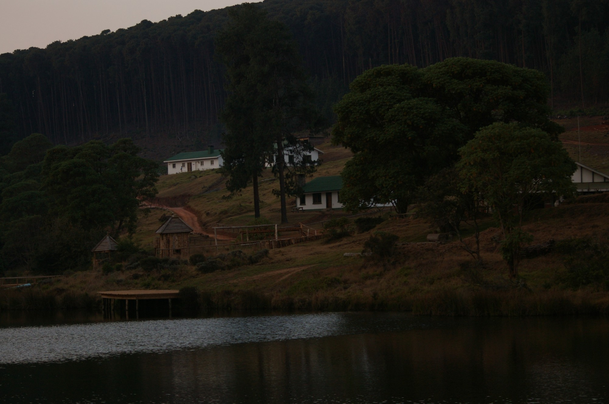 Chelinda Camp in Nyika National Park in Malawi