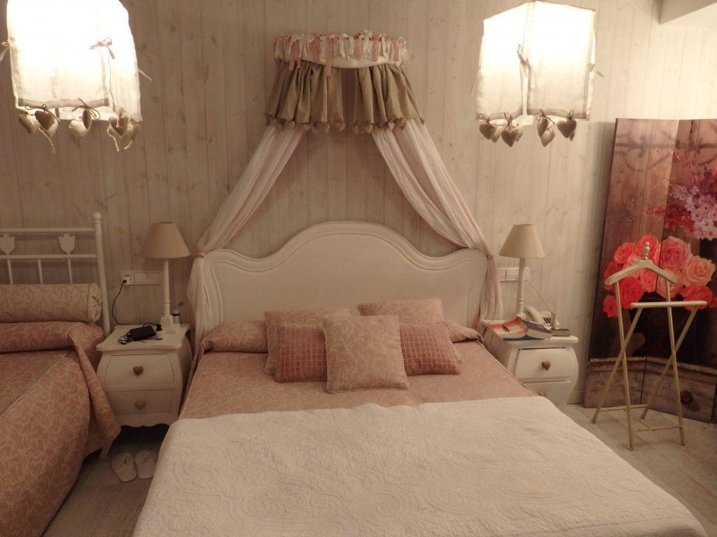 a section of our room at Hotel El Ciervo