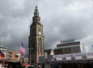 The Martinitoren: a Groningen Landmark