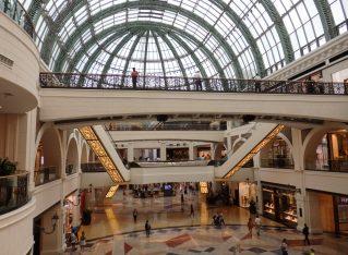 Not Shopping in Dubai
