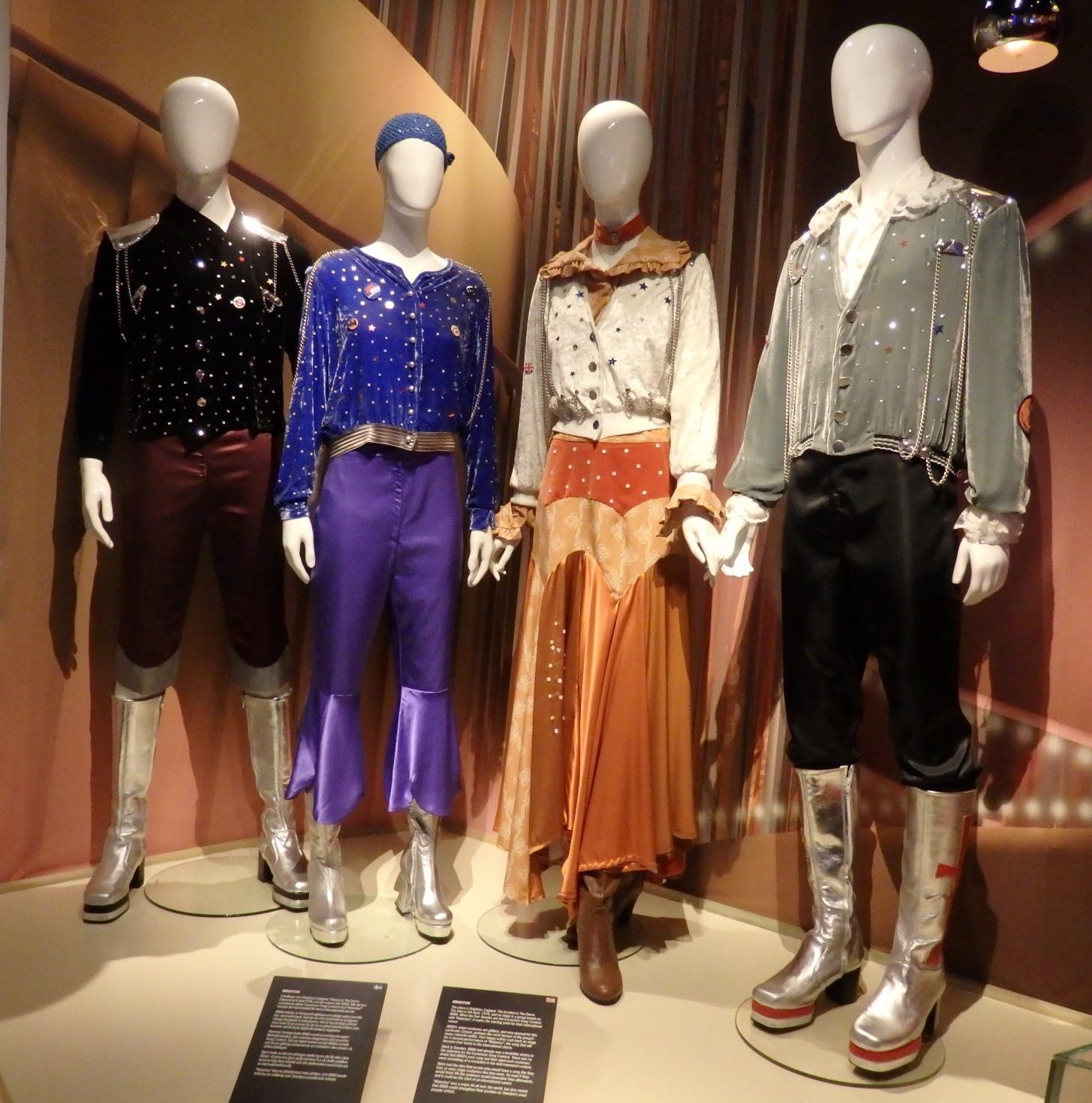 the Eurovision outfits