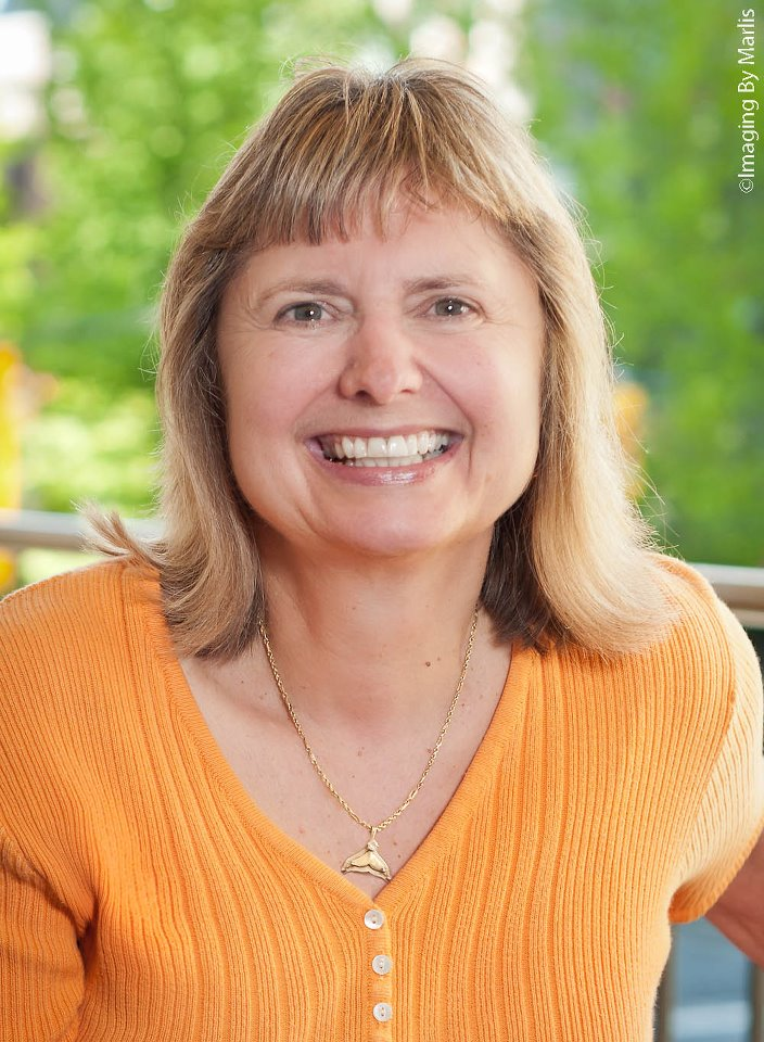 Doreen Pendgracs (photo courtesy of Doreen)