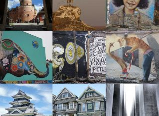 10 trips and 10 top posts: a look back at 2016