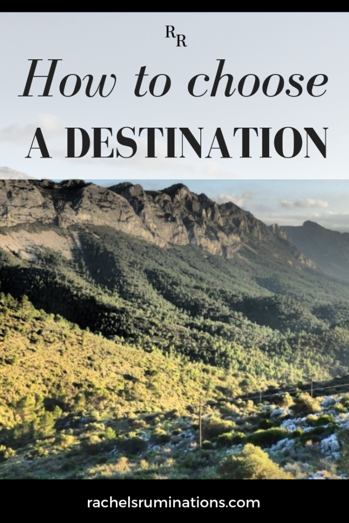 Where should I travel? How to choose a destination #destination #travel #traveltips