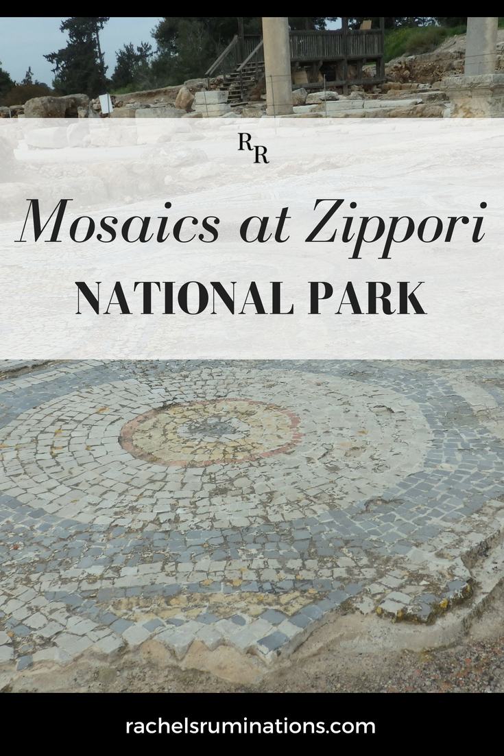 """Sixteen miles all around Zippori is a land flowing with milk and honey."" This sentence opens the text given to visitors to Zippori National Park. #zippori #israel #mosaics #romanhistory #visitisrael #c2cgroup via @rachelsruminations"