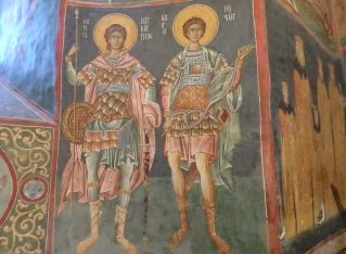 The spectacular painted churches of Moldavia