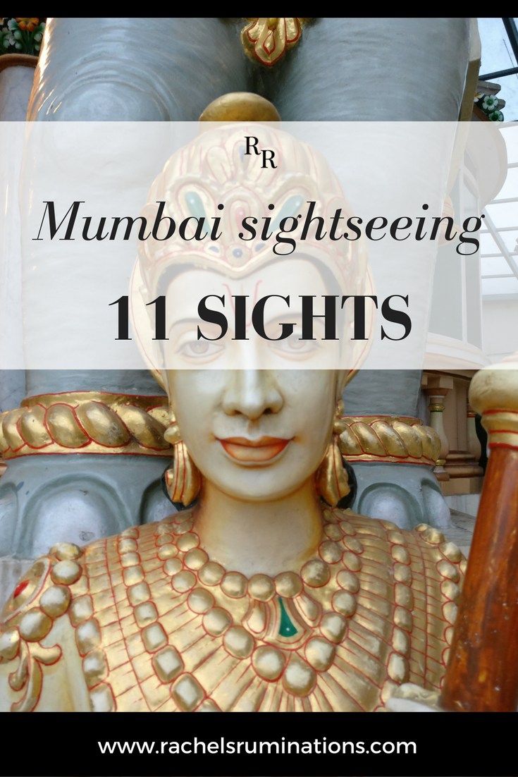 Pinnable image: Mumbai sightseeing