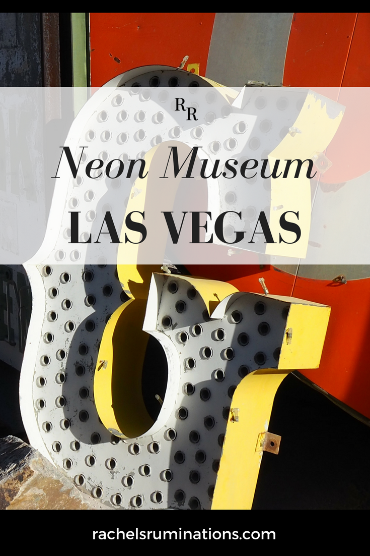 Pinnable image: Neon Museum Las Vegas