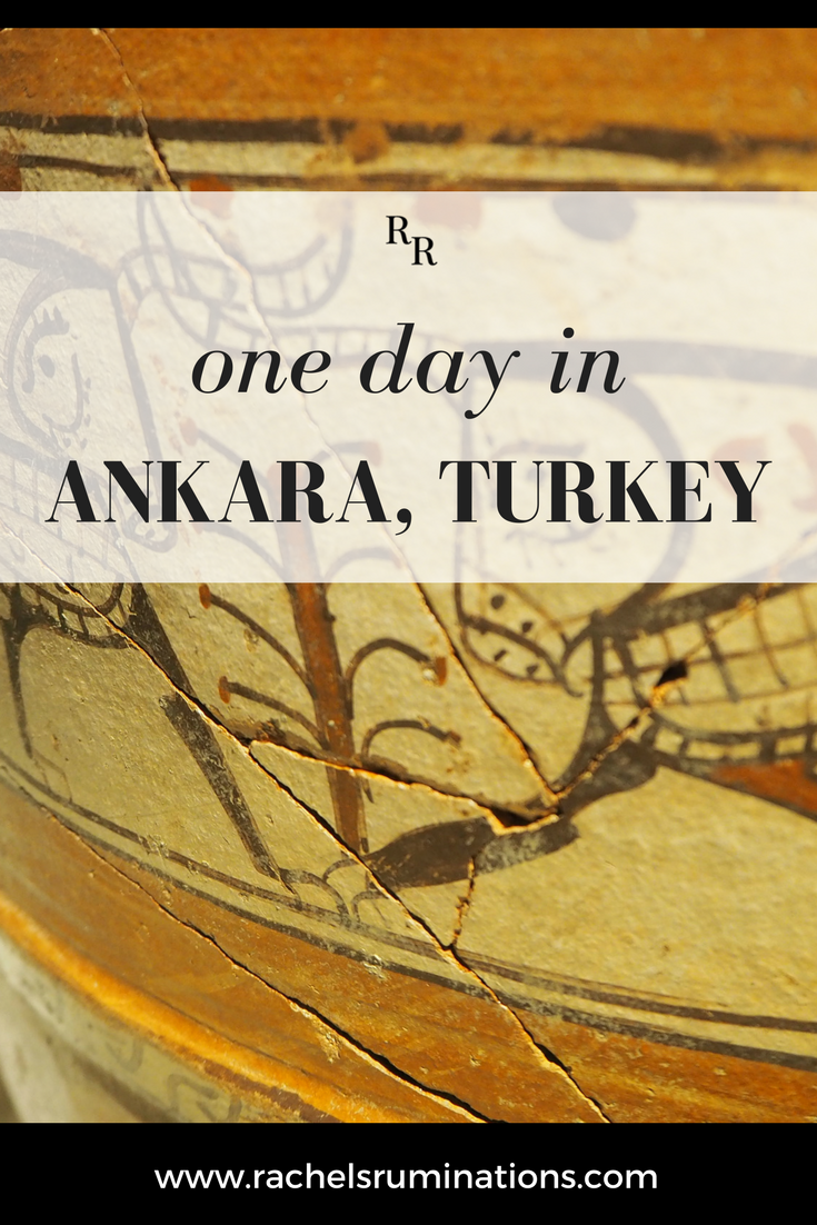 Pinnable image: One Day in Ankara, Turkey