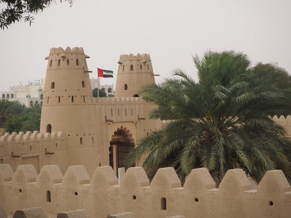 Al Jahili Fort in Al Ain: A day trip from Dubai