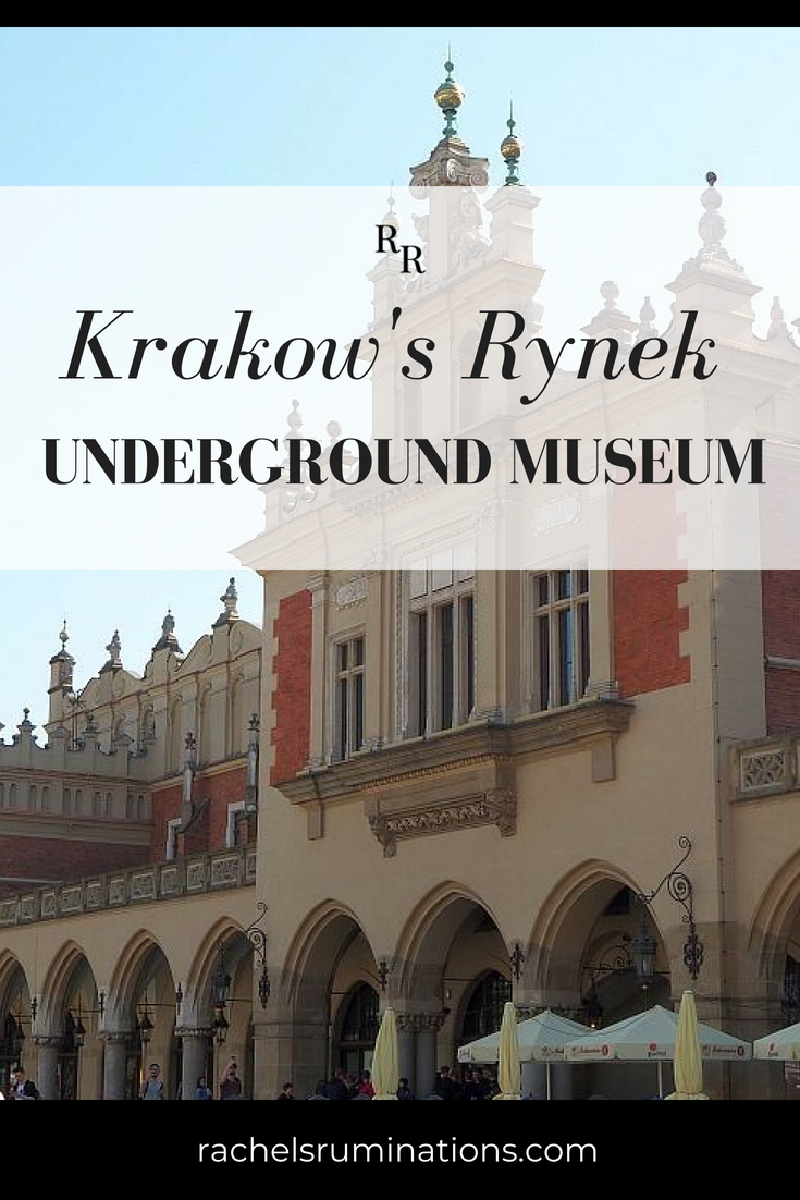Pinnable image from Rynek Underground Museum