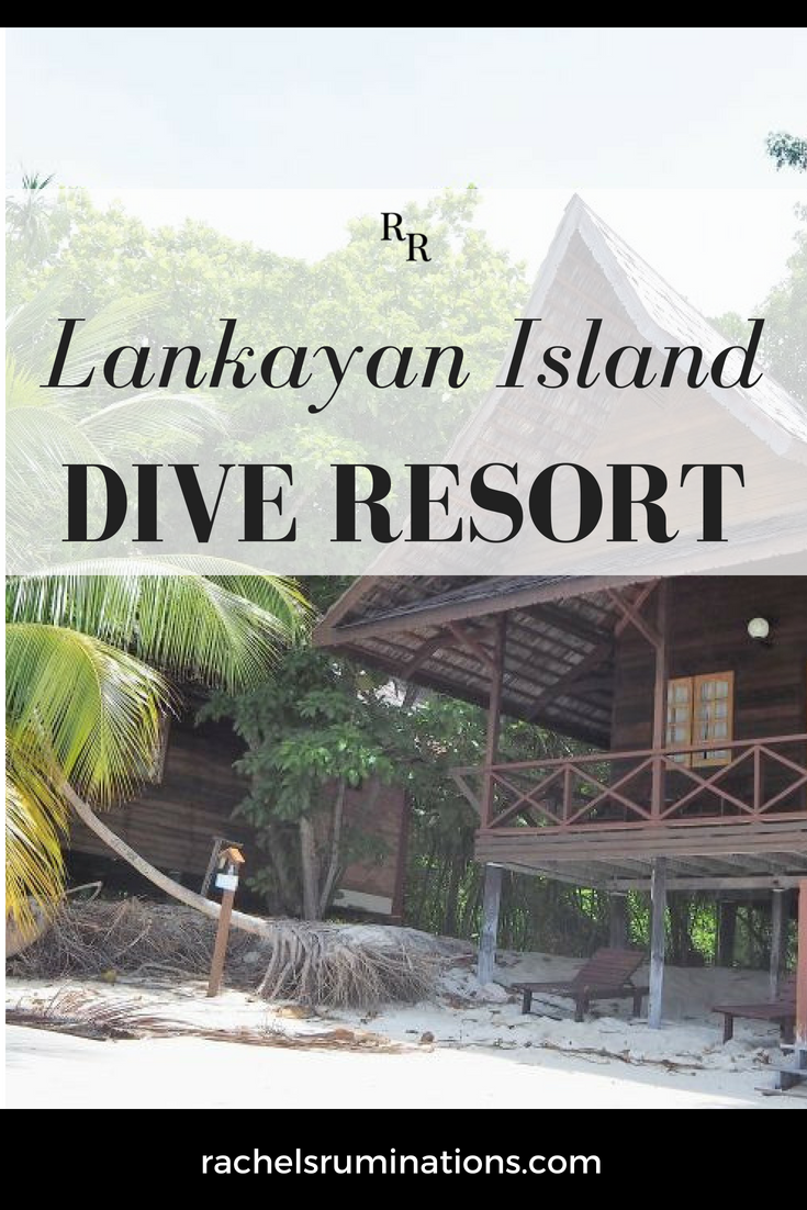 Lankayan Island Dive Resort pinnable image