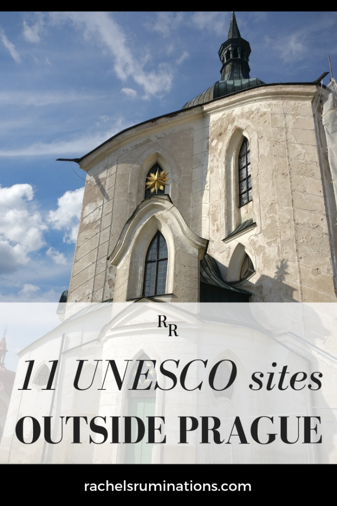 The Czech Republic has 11 UNESCO sites outside of Prague. Read all about them here! #UNESCO #Czechia #CzechRepublic #visitczechrepublic