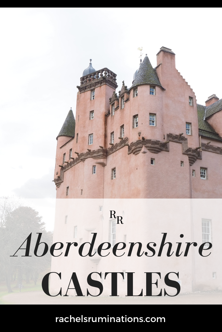 Aberdeenshire, Scotland, is home to 65 castles: 14 of them are well worth visiting! Read all about them here!  #aberdeenshire #visitaberdeenshire #scotland #visitscotland #castles #c2cgroup via @rachelsruminations