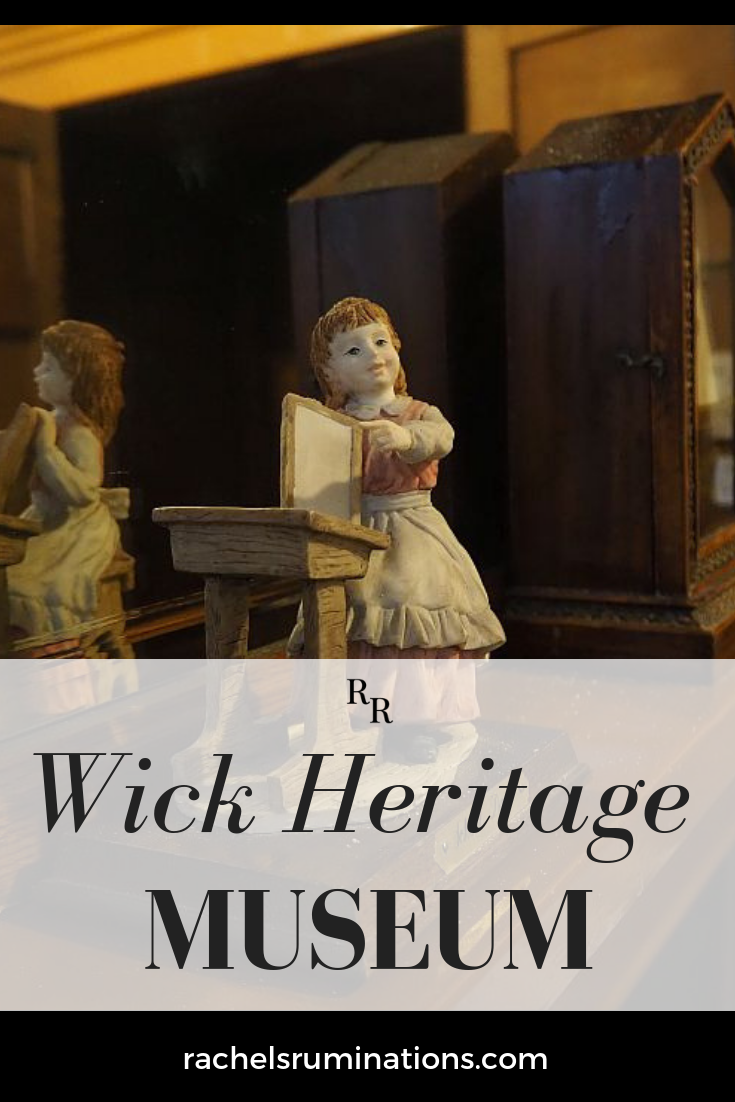 The Wick Heritage Museum is a labyrinth of local history. #wickheritage #venturenorth