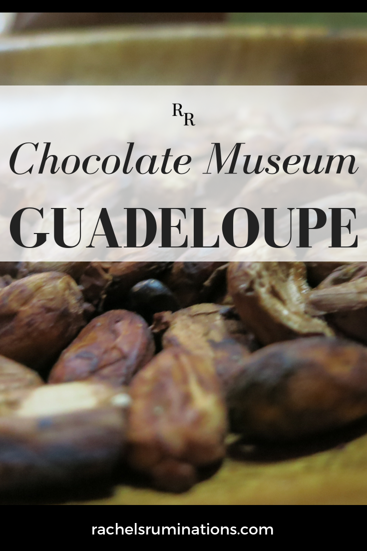 Just seeing the bright hand-painted sign above the entrance to La Maison du Cacao (The Chocolate Museum) in Guadeloupe, was enough to make me happy. #chocolatemuseum #cacao #guadeloupe #caribbean #c2cgroup via @rachelsruminations