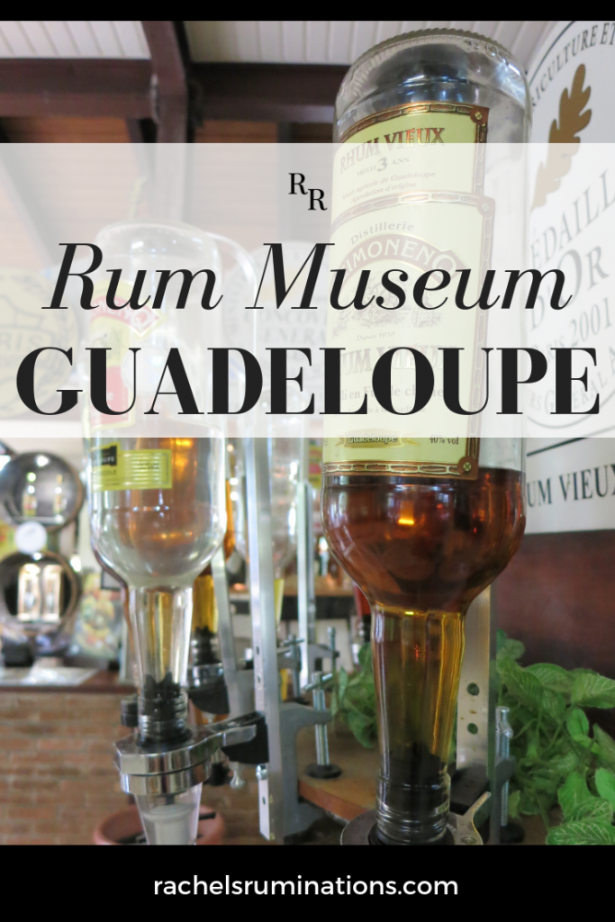 The Rum Museum in Guadeloupe is not only about rum. It also houses a surprising range of other collections: bugs, for example, and hats. Definitely quirky! #rummuseum #guadeloupe