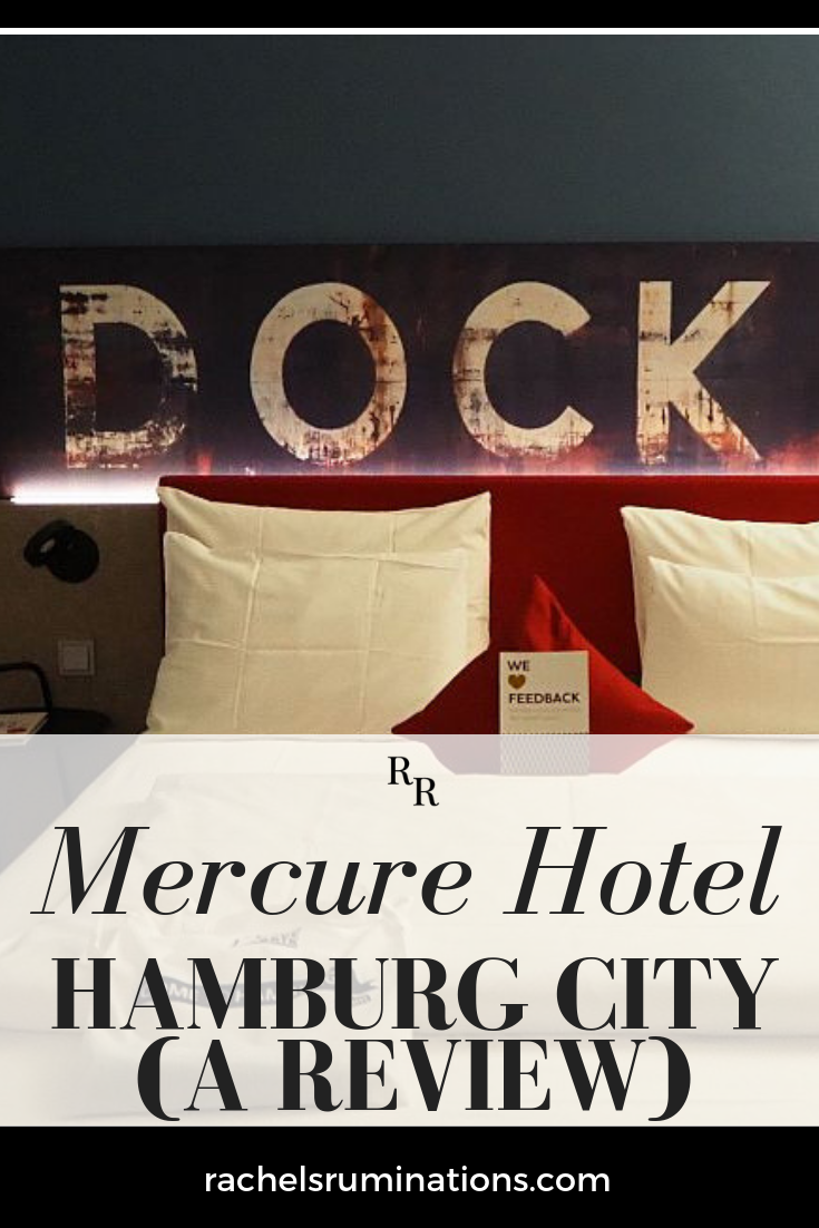 Despite being part of a chain, Mercure Hotel Hamburg City is far from standard, at least in its décor. Read my review here. #sponsored #mercurehotel #accorhotels #hamburg #germany #c2cgroup via @rachelsruminations