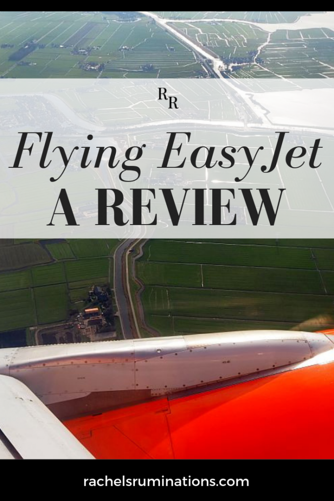 I thought that all these European budget airlines were the same. They're not! Click to read my review of EasyJet. #easyjet #review #flying