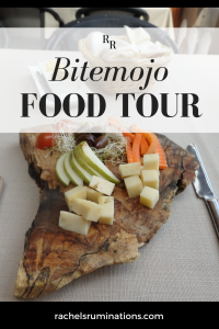 Read this review of a Bitemojo tour in Jerusalem. It's not your ordinary food tour: you follow directions on an app, which means you can go at your own pace, or even spread it over two days! #bitemojo #foodtour