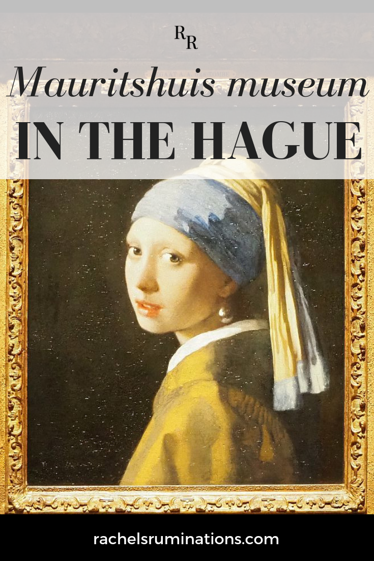 I wanted to see Mauritshuis, an art museum in the Hague, for Vermeer's Girl with a Pearl Earring. But this Den Haag museum has many more gems of Golden Age art. #goldenage #thehague #mauritshuis #c2cgroup via @rachelsruminations