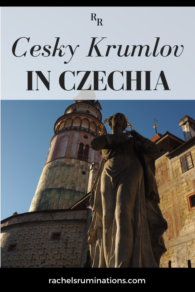 If you can only visit one place in the Czech Republic outside of Prague, I think Cesky Krumlov should be first on your list: it's stunningly beautiful. Click to read all about it! #ceskykrumlov #czechia #czechrepublic