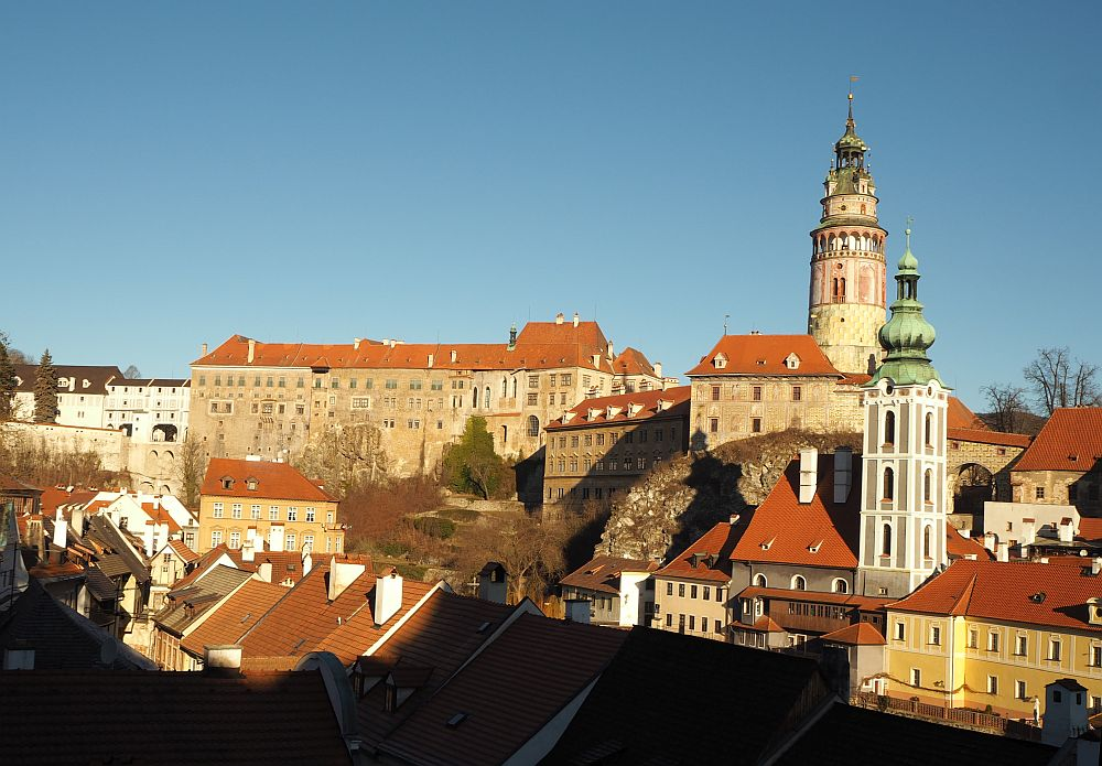 UNESCO sites in the Czech Republic outside of Prague