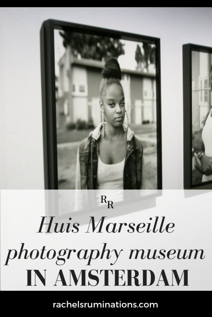 Housed in what was originally two 1665 merchant's houses, the rooms of Huis Marseille photography museum in Amsterdam are mostly stripped to bare walls. Click to read about this worthwhile little museum! #huismarseille #photography #iamsterdam