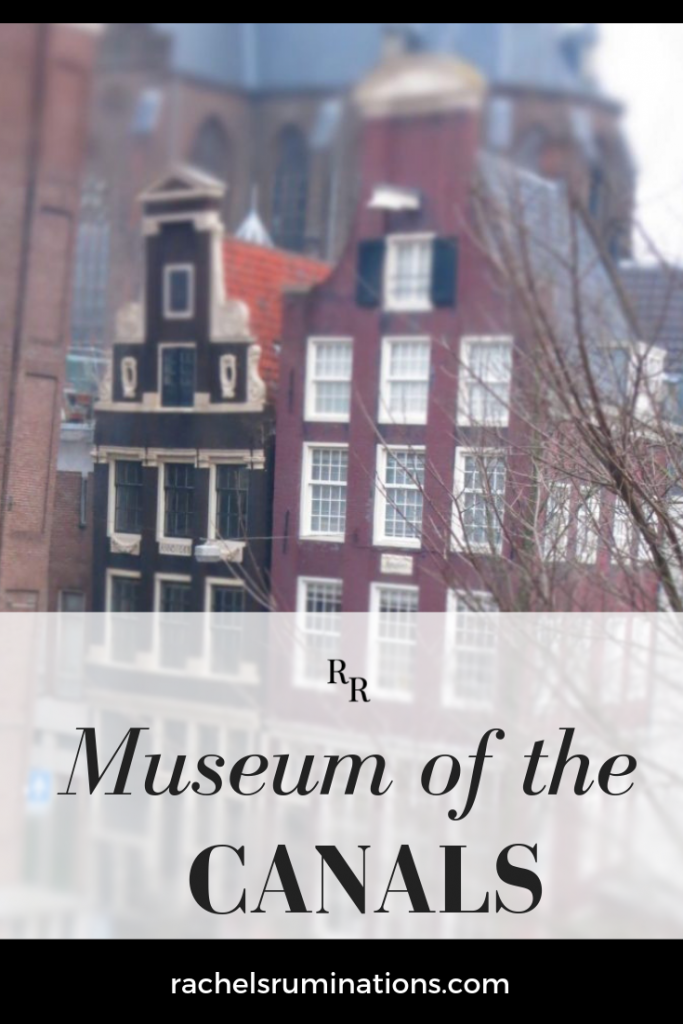 "Grachtenhuis means ""canal house,"" so it's not surprising that the Museum of the Canals is in a charming Golden Age row house in central Amsterdam. #museumofthecanals #hetgrachtenhuis #amsterdam"