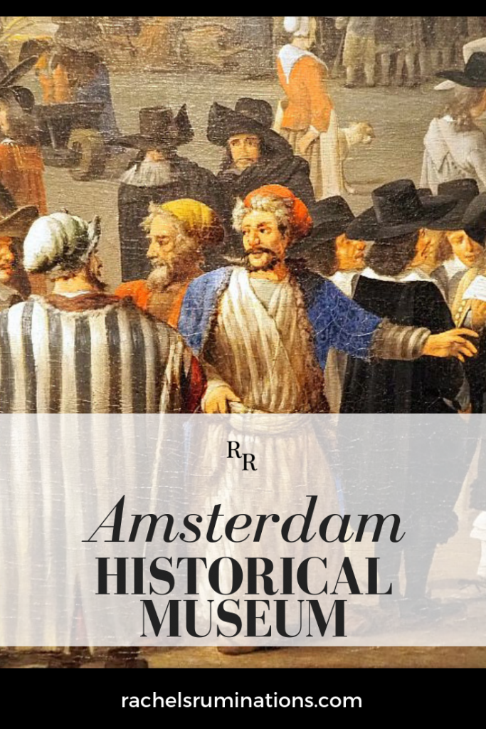 The AmsterThe Amsterdam Museum pinnable image