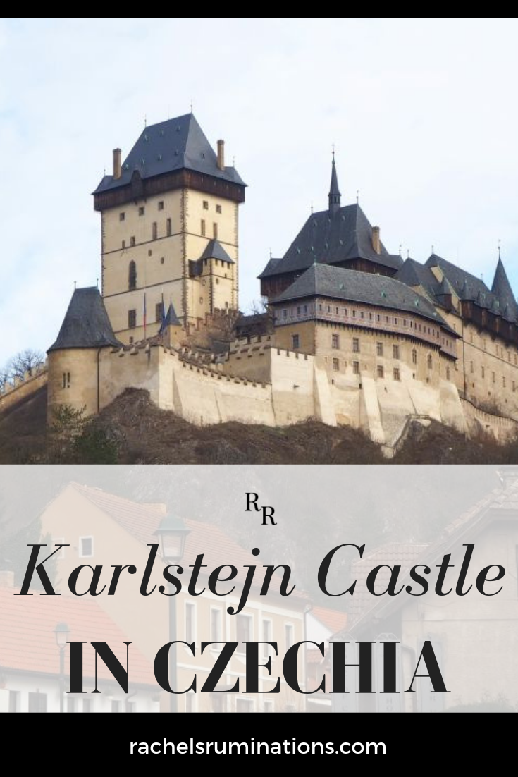 Visiting Karlstejn Castle from Prague is quite possible in a day trip. Just make sure to do your research ahead of time, unlike me. This article will help. #karlstejn #karlstejncastle #czechia #czechrepublic #castles #c2cgroup via @rachelsruminations