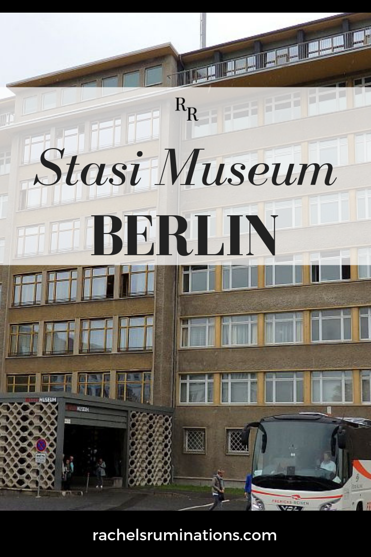 At the Stasi Museum, it becomes clear how the Stasi managed to keep everyone under control for so long. Read about it here. #ddr #stasi #stasimuseum #berlin #germany #coldwar #c2cgroup via @rachelsruminations