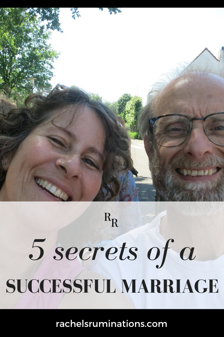 Staying independent + making deals + maintaining a balance + keeping money separate + respecting each other = secrets of a successful marriage. #marriage #advice #c2cgroup via @rachelsruminations