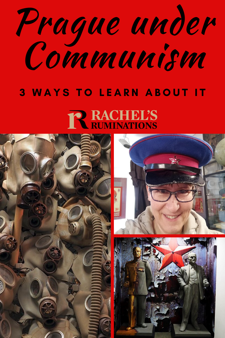 Here are three things to do and see to learn about life in Communist Prague – and Czechoslovakia as a whole – during the Cold War era. #prague #czechrepublic #coldwar #communism via @rachelsruminations