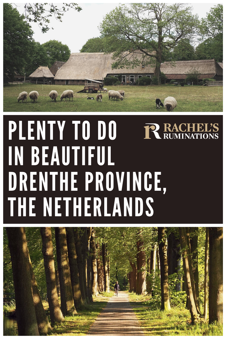 Drenthe province in the east of the Netherlands offers plenty of things to do, ranging from ancient to modern and weird to wonderful. Click here to see the list and avoid the tourist crowds. #drenthe #netherlands #drentheprovince via @rachelsruminations