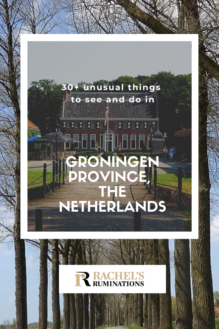 Pretty much everything on this side of the #Netherlands is off the beaten track. Here's a list of fun and/or unusual things to see in #Groningen province. #holland via @rachelsruminations