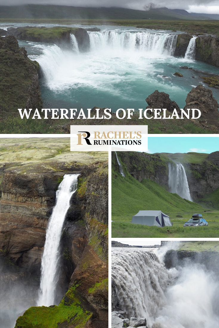 There are so many Iceland waterfalls that you couldn't possibly see them all. Here are 12 that are easy to reach from the ring road. #Iceland #waterfalls via @rachelsruminations